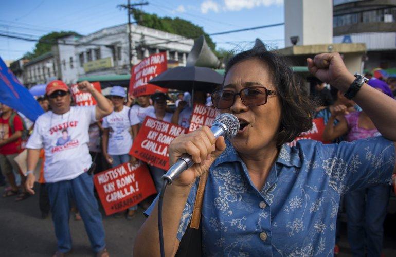 Filippine, dove il commercio equo resiste alla repressione del governo