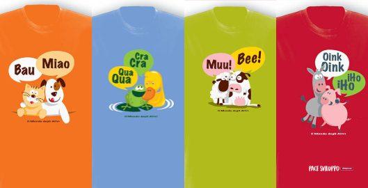Estate: magliette per giocare!