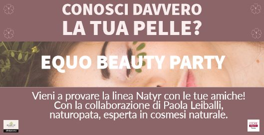 Equo Beauty Party
