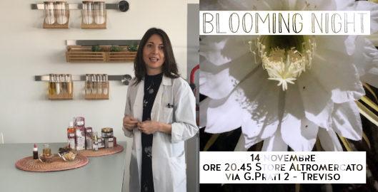 Blooming night – La vera cosmesi etica